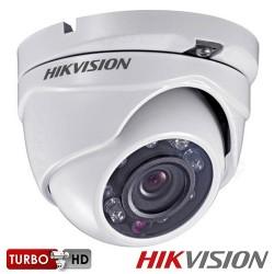 SISTEM SUPRAVEGHERE INTERIOR TURBOHD DOME CU 4 CAMERE VIDEO HIKVISION TVI-4INT20-1080P