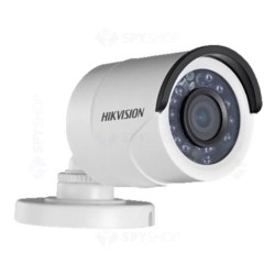 Camera de supraveghere Turbo HD Hikvision DS-2CE16D0T-IRPE, 2 MP, IR 20 m, 2.8 mm