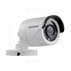 Camera supraveghere exterior Hikvision TurboHD DS-2CE16C0T-IRF, 1 MP, IR 20 m, 2.8 mm