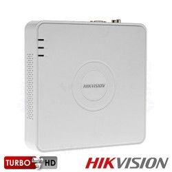 DVR Turbo HD Hikvision 3.0 DS-7108HGHI-F1, 8 canale, 1080 N